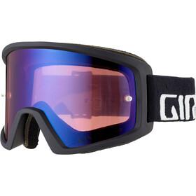 Giro Blok MTB Bril, zwart/grijs